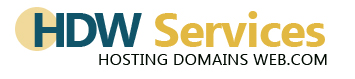 Hosting Domains Web Logo